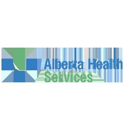 Alberta Health Services logo